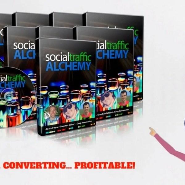 Review Social Traffic Alchemy