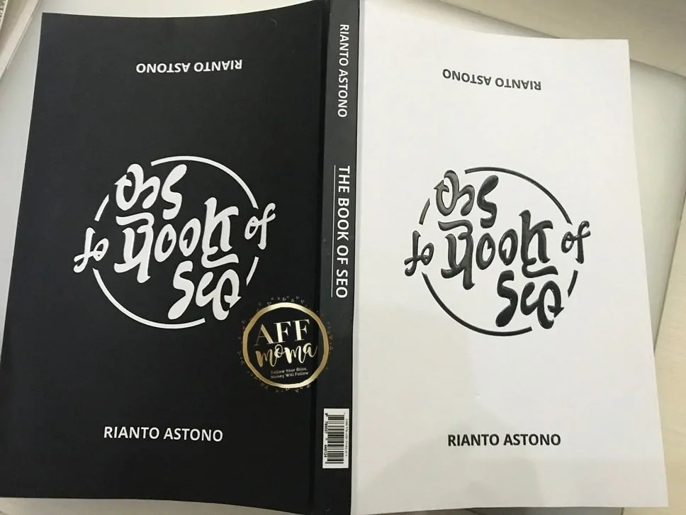 Review Buku SEO Terbaik The Book of SEO Rianto Astono