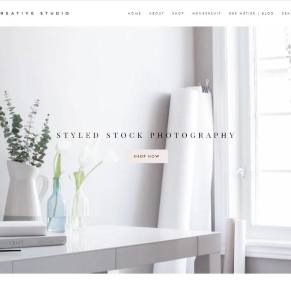 7+ Website Tempat Beli Foto Styled Stock Premium yang Super Keren untuk Blog