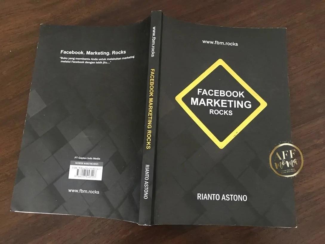 Review Buku Facebook Marketing by Rianto Astono