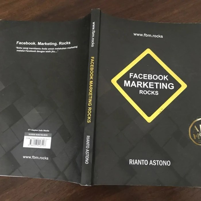 Review Buku Facebook Marketing by Rianto Astono