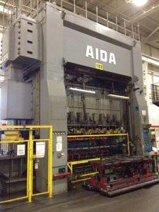 800 Ton Aida Press 1