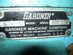 Gardner Grinder 17