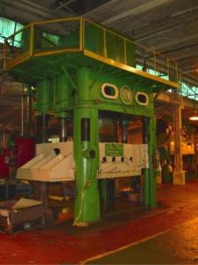 2500 Ton HPM Press pic 1
