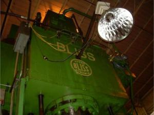5000 Ton Bliss Hydrualic Press 13
