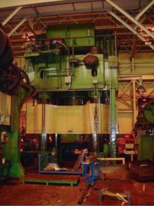 5000 Ton Bliss Hydrualic Press 6