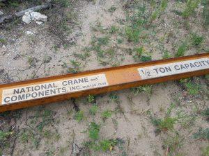 Half Ton Jib Crane 4