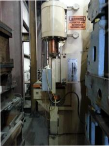 Clearing Niagara Flange Bed Press Brake pic 8