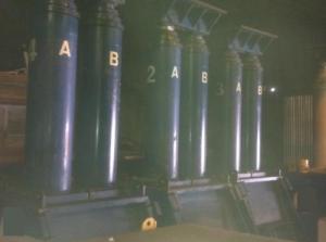 Lift Systems 800 Ton Gantry