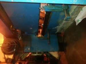 Lodge and Shipley Press Brake 1