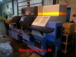 Mazak Dual Turn 20 pic 06
