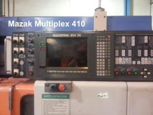 Mazak Multiplex 410 pic 2
