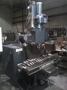 Lagunmatic 310 CNC Mill 1