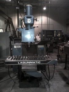 Lagunmatic 310 CNC Mill 2