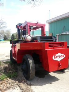 taylor forklift 22000lb for sale 9