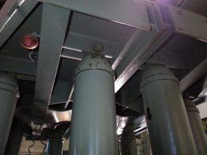 600 Ton Riggers Mfg Hydraulic Gantry Crane 4