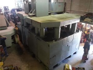 600 Ton Riggers Mfg Hydraulic Gantry Crane 5