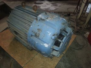 125 HP Delco Electric Motor 5