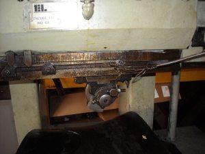 Schmidt Hydraulic Marking Machine (6)