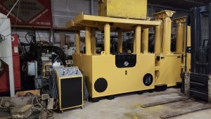 200 Ton Riggers Manufacturing Hydraulic Gantry For Sale