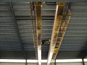 10 Ton P&H Overhead Bridge Cranes For Sale 3