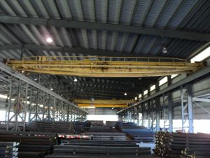 10 Ton P&H Overhead Bridge Cranes For Sale 8