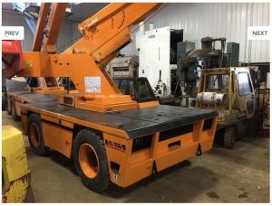 15 Ton Broderson IC-200 6