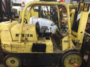 Hyster S150 15000lb Forklift For Sale 2