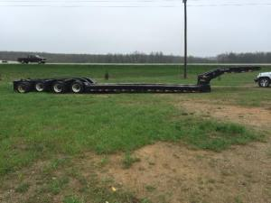 Trail King Removable Gooseneck Trailer 4