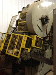 45 Ton Minster OBI Press For Sale