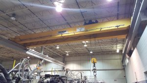 25 Ton Demag Overhead Bridge Crane For Sale (2)