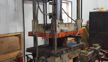 400 Ton PH 4 Post Hydraulic Press For Sale | Call 616-200