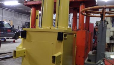 800 Ton Lift Systems Hydraulic 48A Gantry Crane For Sale Will Lift