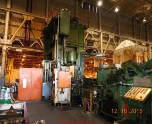 1,000 Ton Capacity Verson Straight Side Press For Sale (3)