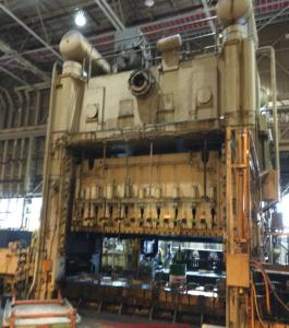 1,600 Ton Capacity Verson Straight Side Press For Sale (6)