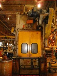 200 Ton Capacity Minster Straight Side Press For Sale (2)