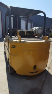 25,000lb. Capacity Cat T250 Forklift For Sale (2)
