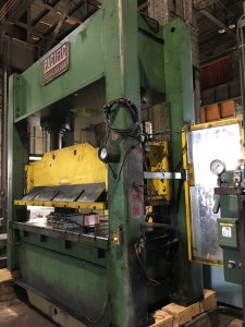 200 Ton Pacific Hydraulic Press For Sale (1)