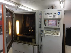 Charmilles 390 EDM Wire Cutting Machine For Sale