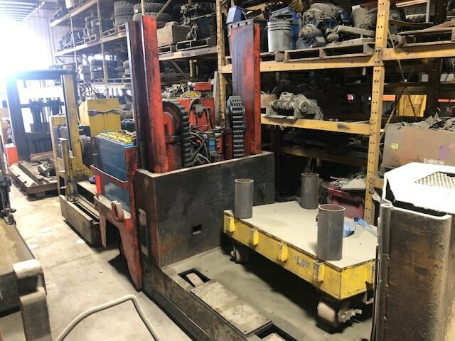 50000lb Elwell Parker Die Handler For Sale