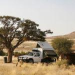 Klein Aus - campsite