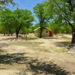 Halali Camp - campsite