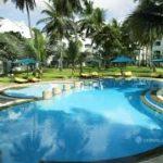 Sarova White Sands Beach Resort - pool side
