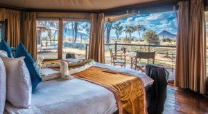 Ashnil Mara Camp - room