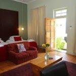 Bains House - room