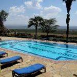 Lake Nakuru Lodge - Swimming pool