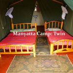 Manyatta Camp - Tent