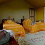 Sangaiwe - Accomodation