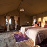 Mara under Canvas - tent