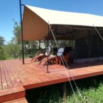 Honeyguide Camp Mantobeni - sundeck